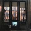 Polaroid Cityscape 1984