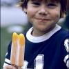 Boy and Popsicle