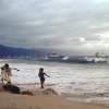 On the Beach-Puerto Vallarta