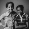 Rae Dawn Chong and Sister
