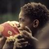 New Guinea- Smiling Boy